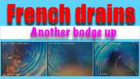 HOW TO INSTALL FRENCH DRAINS.